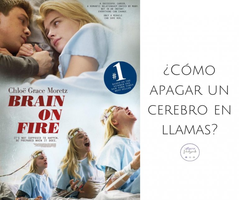 Brain on fire. Cómo apagar un cerebro en llamas